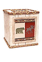 Eldorado Collection Tissue Box Cover