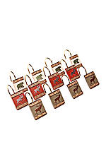 Eldorado Collection Shower Curtain Hooks