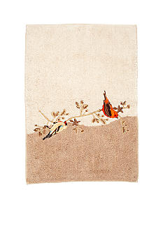 Avanti Gilded Birds Collection Bath Rug