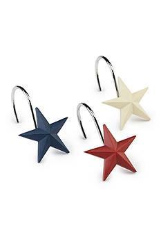 Avanti Texas Star Shower Hooks