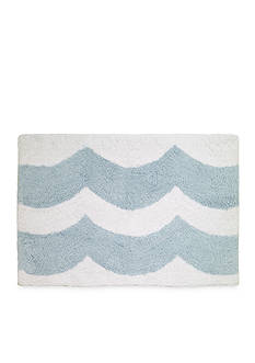 Avanti Blue Wave Bath Rug