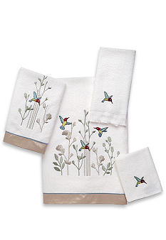 Avanti Colibri Birds Towel Collection