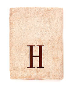 Avanti MONOGRAM TOWELS H