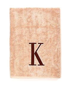 Avanti MONOGRAM TOWELS K