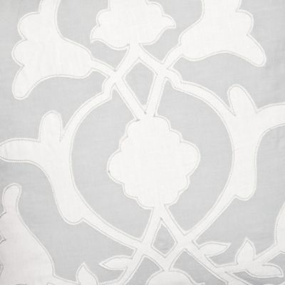 Casual Bedding: Delft Barbara Barry POETICAL EURO SHAM