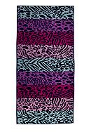Home Accents® Jaquard Multi Animal Beach Towel