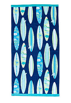 Home Accents Master Surf Beach Towel