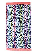 Home Accents® Fruity Leopard Beach Towel