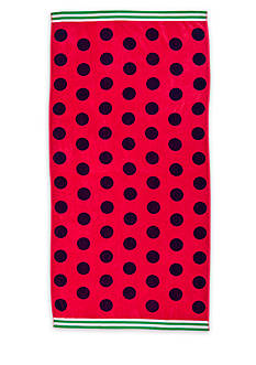 Home Accents Dot Stripe Mix Beach Towel