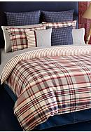 Tommy Hilfiger Vintage Plaid Bedding Collection - Online Only