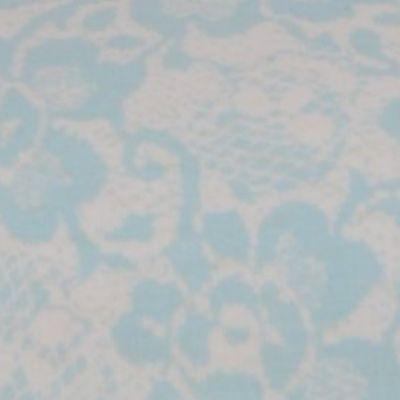Childrens Bedding: Turquoise Betsey Johnson BETSEY'S BOUDOIR FULL SHEET SET DS
