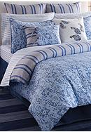 Tommy Hilfiger Tuckers Island Bedding Collection - Online Only