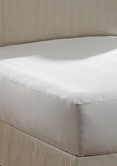 AllerEase Microfiber Twin Mattress Pad