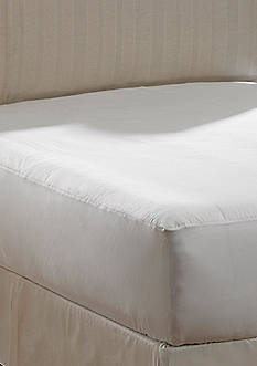 AllerEase Hot Water Washable Allergy Protection Twin Mattress Pad