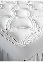 Diamond Wave Queen Mattress Pad 60-in. x 80-in.