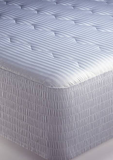 Nautica Full 300 Thread Count Mattress Pad
