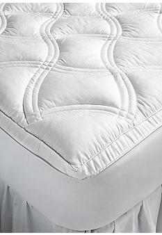 Hollander Diamond Wave Mattress Pad
