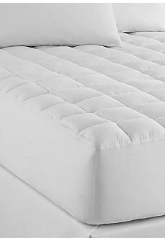 Live Comfortably Lux-Loft Mattress Pad