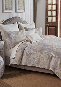 Veratex Inc Jameson King Ivory 3pc Duvet Set