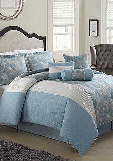 Lifestyle Home™ Jada Queen Comforter Set