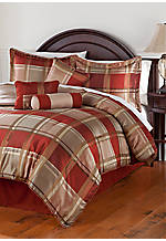 Norman Place Queen Comforter Set 90-in. x 90-in.