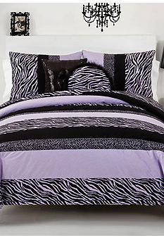 Seventeen Zebra Darling Bedding Collection