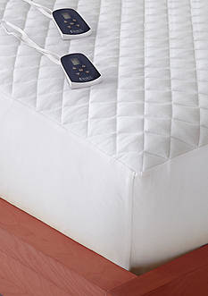 Shavel Micro Flannel(R) Queen Electric Mattress Pad