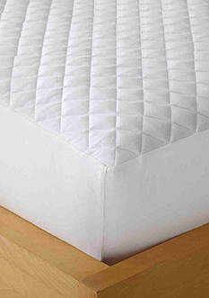 Shavel Micro Flannel Queen Heat Reflecting Mattress Pad