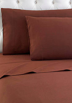Shavel MICRO FLANNELSOLID COLOR SHEET SET