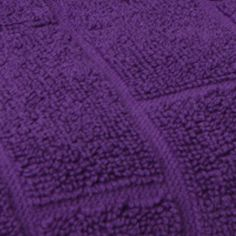 Solid Towels: Purple Vicki Payne VP MATTONI TILES 3 P