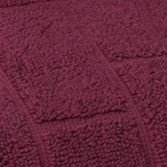 Solid Towels: Burgundy Vicki Payne VP MATTONI TILES 3 P