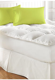 Home Accents Fiberbed Mattress Topper