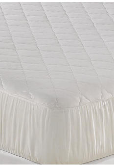 Home Accents Breathable Knit Mattress Pad