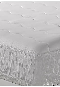 Home Accents Supreme 100% Egyptian Cotton Top Mattress Pad