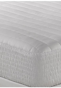 Home Accents® Ultra 100% Pima Cotton Top Mattress Pad