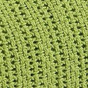 Blankets: Lemongrass Fiesta FIESTA F/Q BLANKET LAMONGRASS 90 X90
