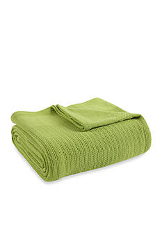 Fiesta FIESTA KING BLANKET LEMONGRASS 108 X 90