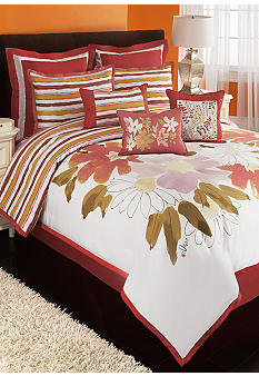 Vera Watercolor Floral Bedding Collection