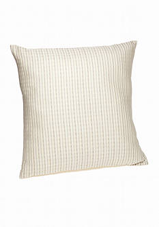 Calvin Klein POPPY WVN PILLOW