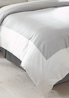 Calvin Klein Camden Small Diamond Queen Bedskirt