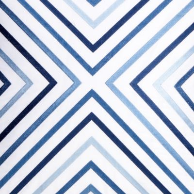 Modern Bedding: Blue Trina Turk INDIIKAT KING MINI DSET