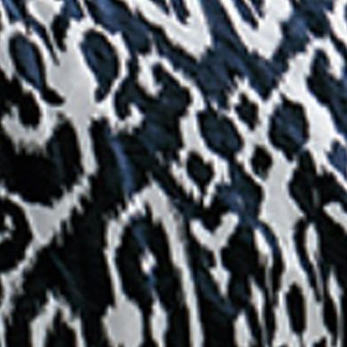 Comforter Sets: Dark Blue Trina Turk INDIIKAT KING MINI DSET