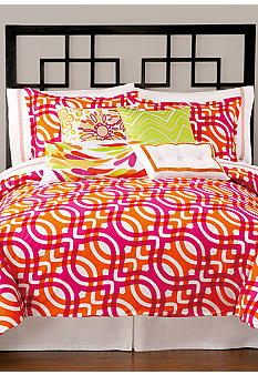 Trina Turk Geo Bedding Collection - Online Only