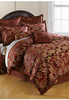 Home Accents Bonita 8-Piece Bedding Set