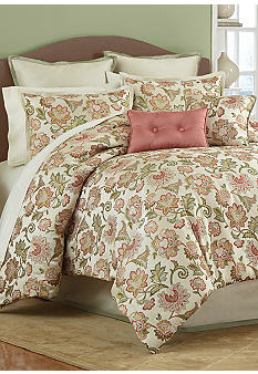 Home Accents Mansfield 8-piece Bedding Set