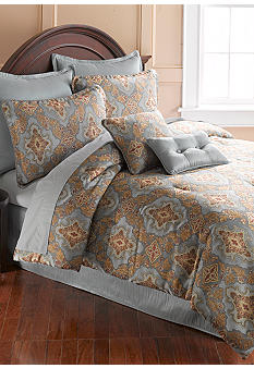 Home Accents Obesque 8-piece Comforter Set