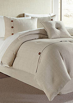 Home Accents® Studio Texture Oatmeal Bedding Collection