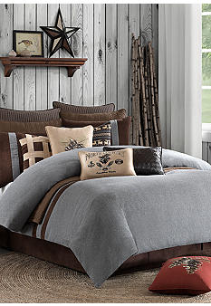 Woolrich Brownstone Bedding Collection - Online Only