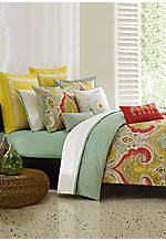 Jaipur Queen Comforter Set 92-in. x 96-in.