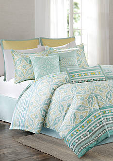 Echo Design™ LAGOS QUEEN COMFORTER SET
